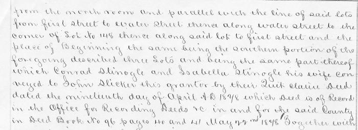 1880 Property Description